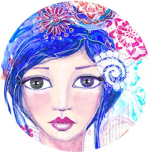 Faces: Mermaids, Angels, Fairies
